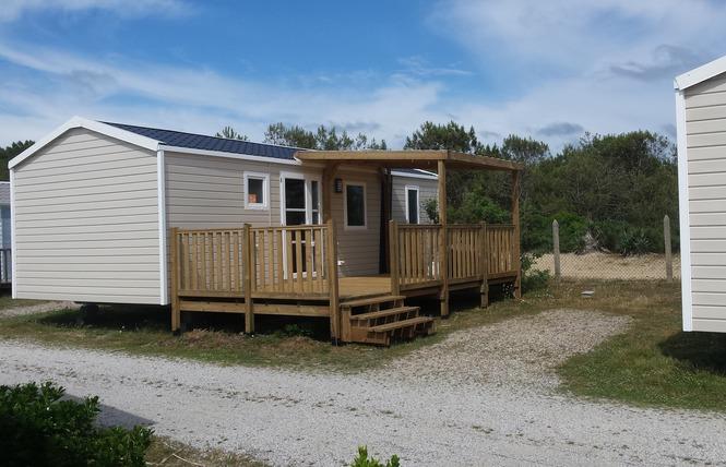 Camping Le Soleil D'or 8 - Vendays-Montalivet