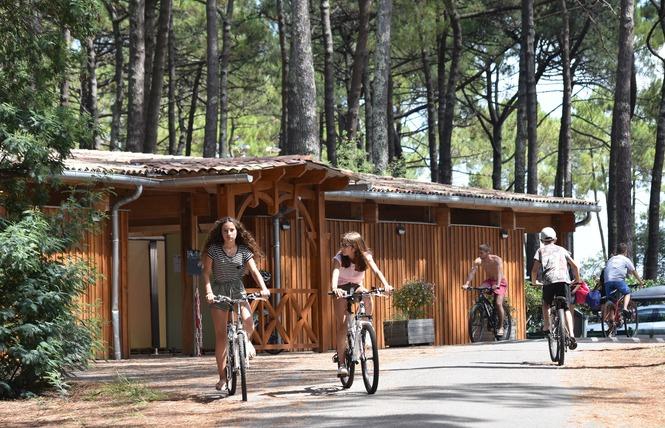 Camping Le Tedey 5 - Lacanau