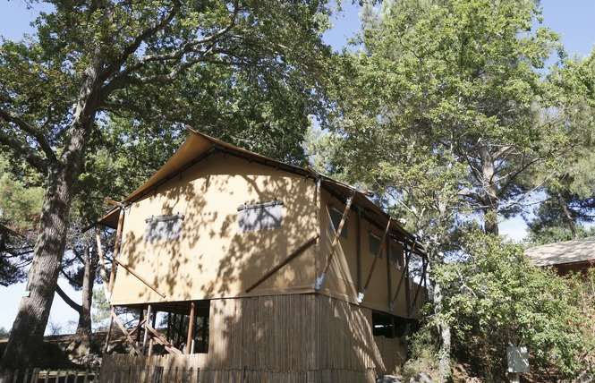 Camping Fontaine Vieille 13 - Andernos-les-Bains