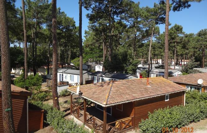 Camping les Jardins du Littoral 8 - Lacanau