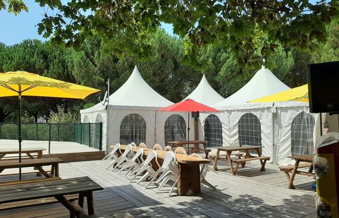 Camping Le Braou 6 - Audenge