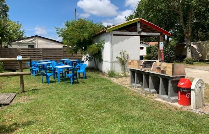 Camping La Chesnays 64 - Vendays-Montalivet
