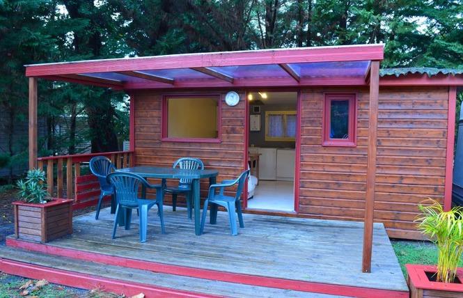 Camping Le Coq Hardi 17 - Lanton