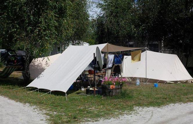 Camping le Ranch 6 - Naujac-sur-Mer
