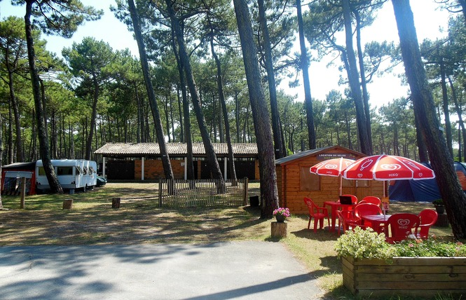 Camping Brémontier 2 - Lège-Cap-Ferret