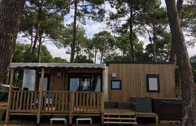 Camping Fontaine Vieille 2 - Andernos-les-Bains