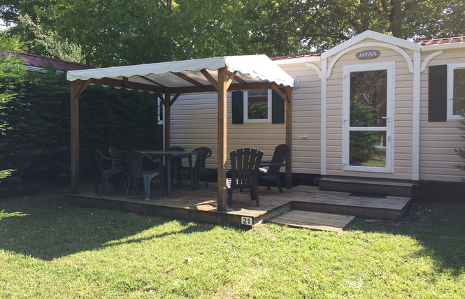 Camping La Chesnays 30 - Vendays-Montalivet