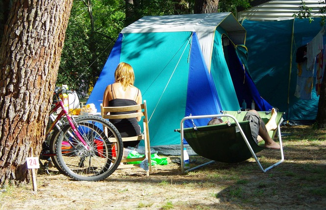Flower Camping Des Pins 24 - Soulac-sur-Mer