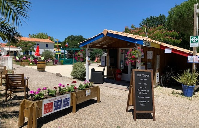 Camping La Chesnays 13 - Vendays-Montalivet