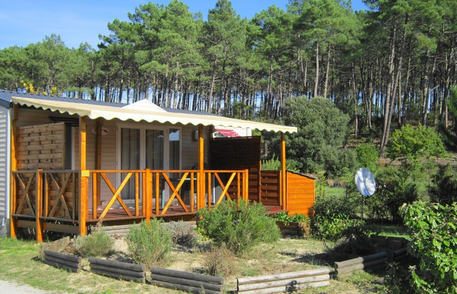 Camping les Jardins du Littoral 3 - Lacanau