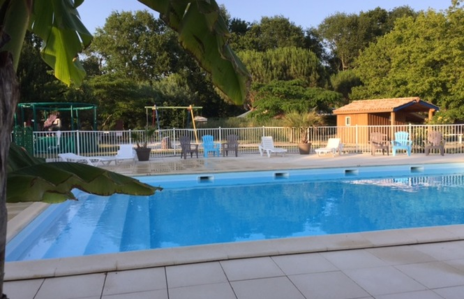 Camping La Chesnays 5 - Vendays-Montalivet
