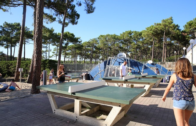 Camping & Spa Airotel l'Océan 39 - Lacanau