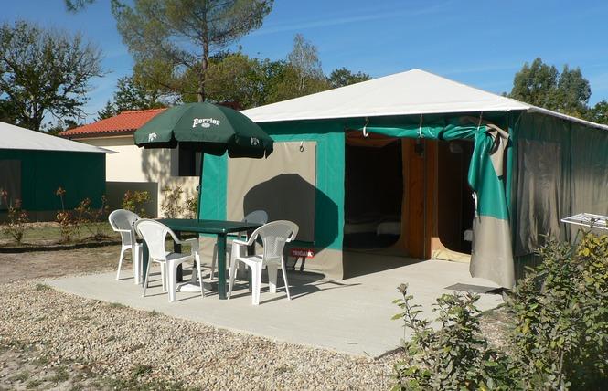 Camping Tastesoule 28 - Vensac