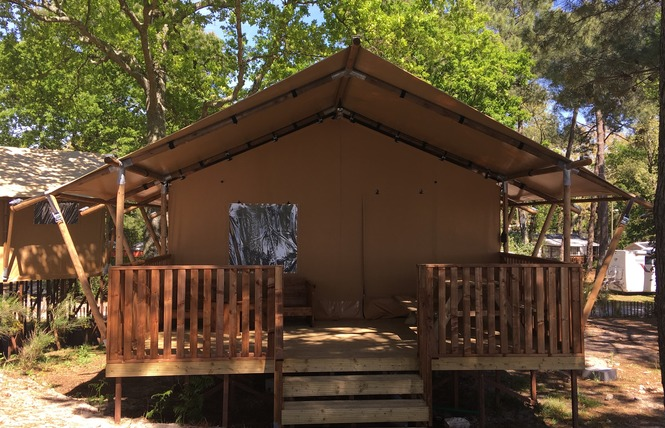 Camping Fontaine Vieille 10 - Andernos-les-Bains