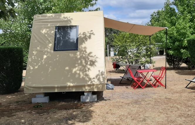 Camping Le Braou 9 - Audenge