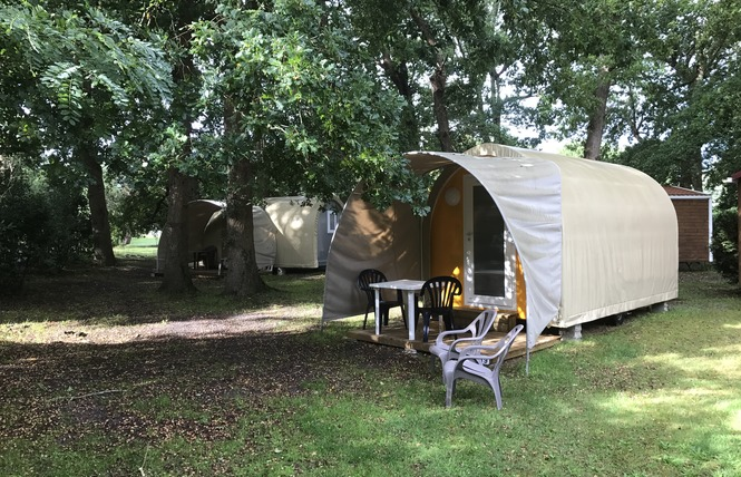 Camping La Chesnays 29 - Vendays-Montalivet