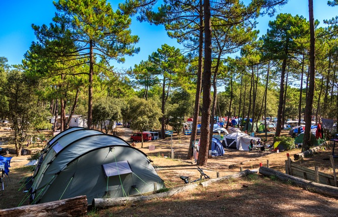 Camping Airotel Côte d'Argent 18 - Hourtin