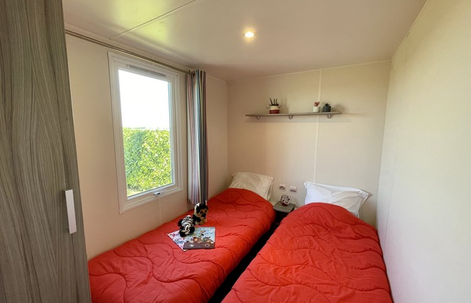 Camping le Pressoir 29 - Petit-Palais-et-Cornemps