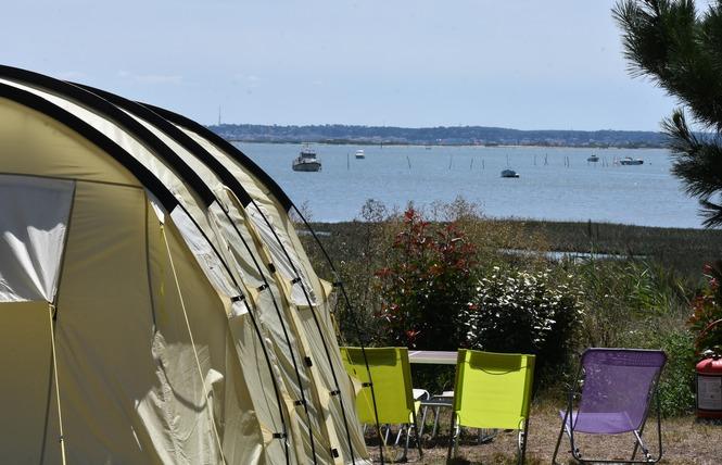 Camping Les Viviers 16 - Lège-Cap-Ferret