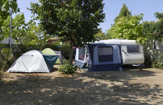 Camping Les Lacs 25 - Soulac-sur-Mer