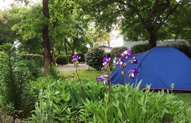 Camping Le Marache 14 - Biganos