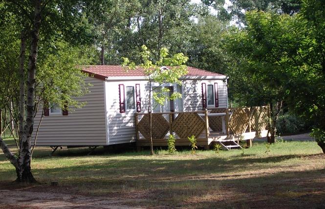 Camping le Chêne du Lac 5 - Bayas