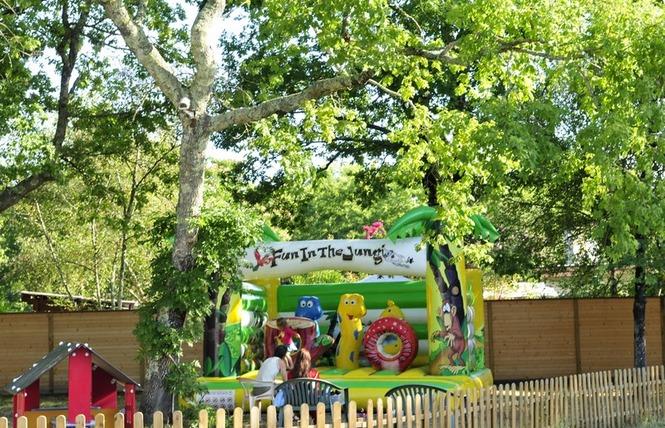 Camping Talaris Vacances 8 - Lacanau