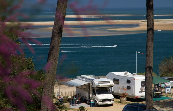 Camping Panorama Du Pyla 6 - La Teste-de-Buch