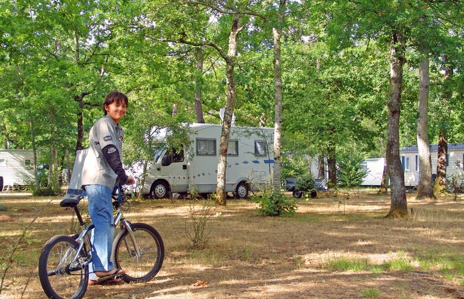 Camping Talaris Vacances 12 - Lacanau