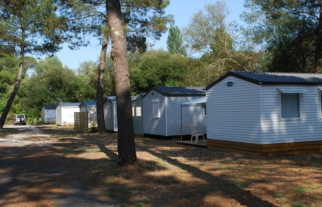 Camping De Maubuisson 25 - Carcans