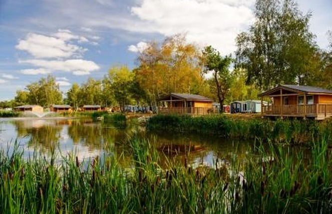 Village du Lac Camping de Bordeaux 3 - Bruges