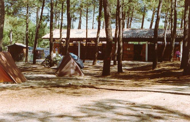 Camping Brémontier 17 - Lège-Cap-Ferret