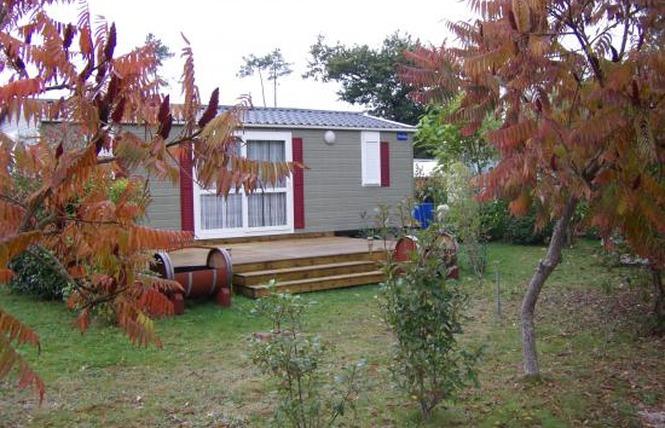 Camping Les Hirondelles 1 - Naujac-sur-Mer