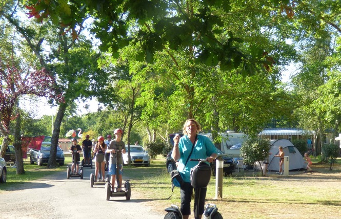 Camping Les Ourmes 28 - Hourtin