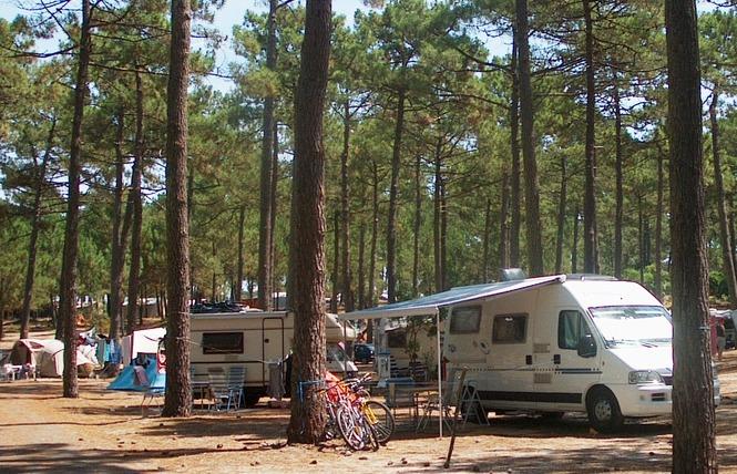 Camping Municipal La Grigne 4 - Le Porge