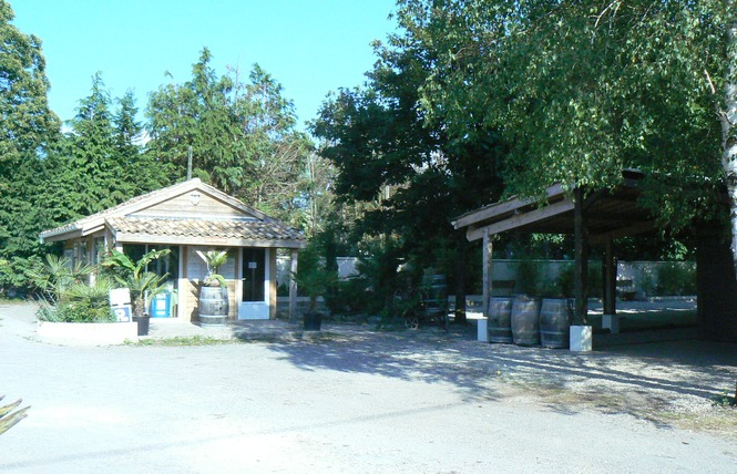 Camping Les Ecureuils, Hourtin 1 - Hourtin