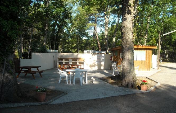 Camping Les Fougeres Lacanau 9 - Lacanau