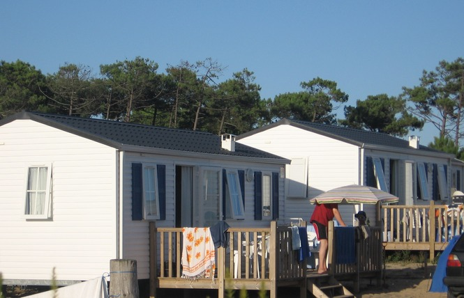 Camping Le Soleil D'or 13 - Vendays-Montalivet