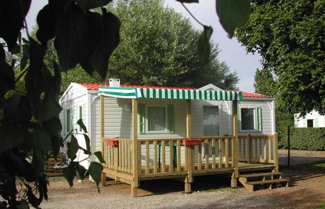 Camping Municipal Les Gabarreys 5 - Pauillac