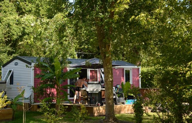 Camping Ker-helen 12 - Le Teich