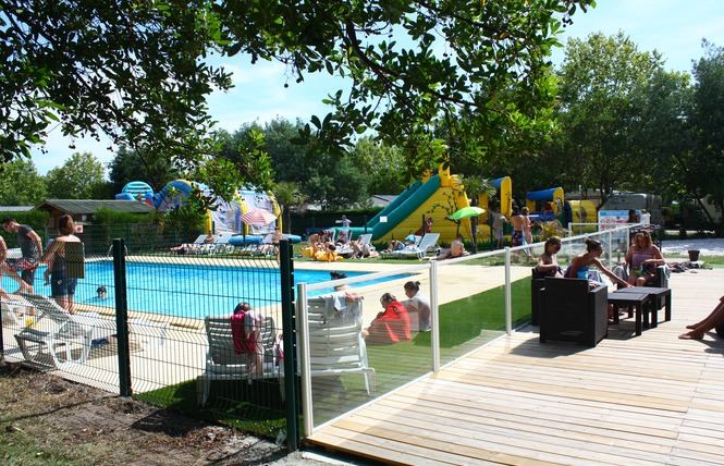 Camping Les Arbousiers 2 - Andernos-les-Bains