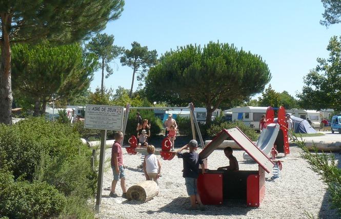 Camping Le Braou 20 - Audenge