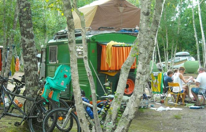 Camping Les Fougeres Lacanau 10 - Lacanau