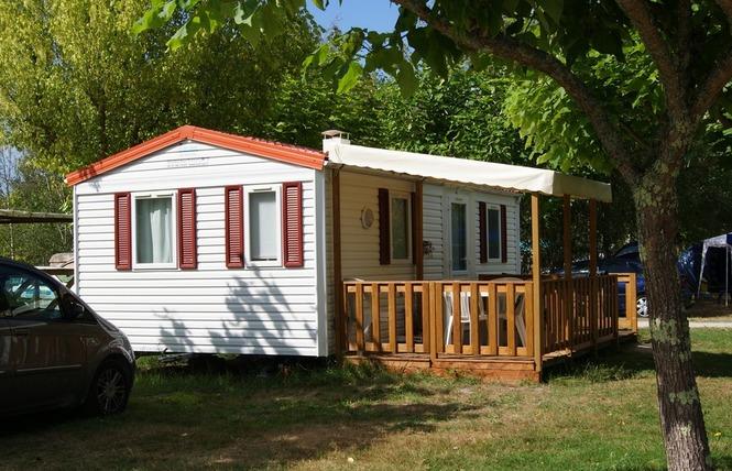 Camping Les Franquettes 23 - Grayan-et-l'Hôpital