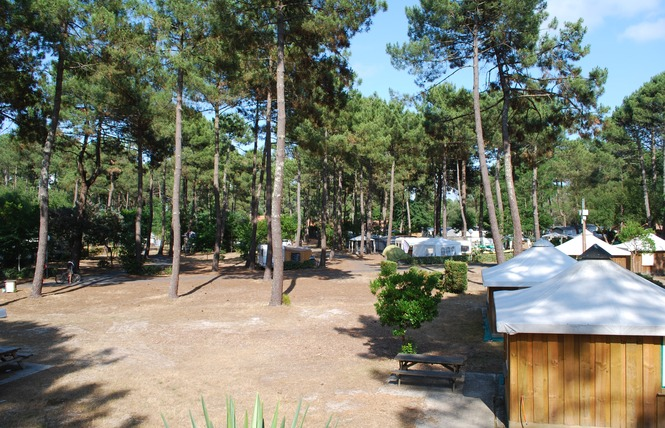 Camping De Maubuisson 9 - Carcans