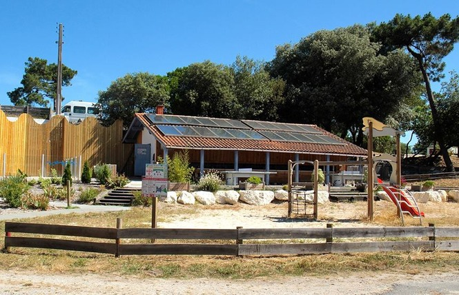 Camping De Maubuisson 4 - Carcans