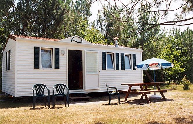 Camping Les Mimosas 4 - Carcans