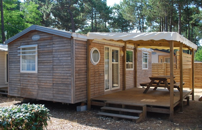 Camping De Maubuisson 11 - Carcans