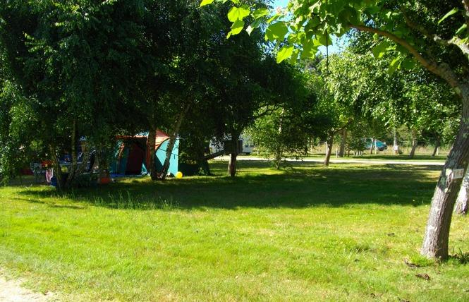 Camping Les Franquettes 12 - Grayan-et-l'Hôpital