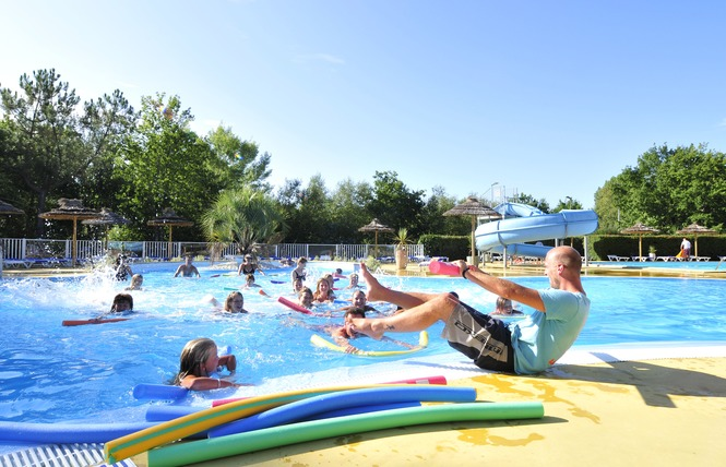 Camping Talaris Vacances 11 - Lacanau